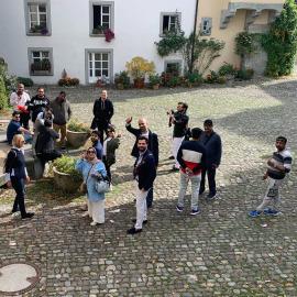 hirthe gmbh Gruppenprogramme Foto Volksbank Osnabrück