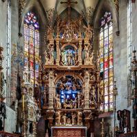 hirthe | gmbh Führung Hochaltar Münster Überlingen