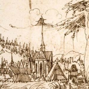 Augustin Hirschvogel 1536. hirthe | gmbh Kirche Kloster Konzil Salem